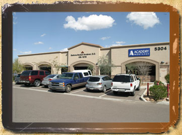 Our convenient East Valley OBGYN location serving Mesa, Chandler, Gilbert
